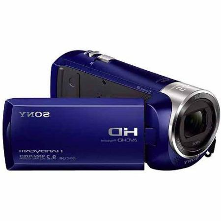 Sony HDRCX240/L Full 60p Video 2.7-Inch LCD, 27x Optical, 54x 29.8MM Angle Carl Zeiss Lens