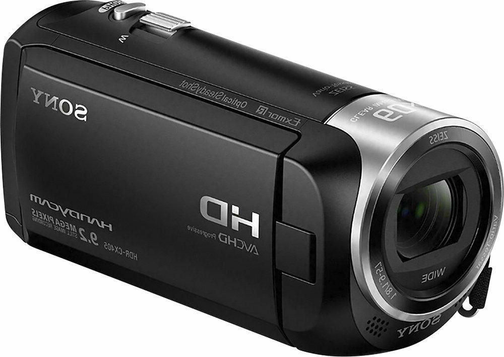 Sony HDRCX405/B Handycam Flash Camcorder #1