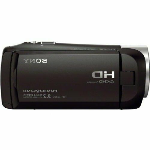 Sony Flash Memory Camcorder #1