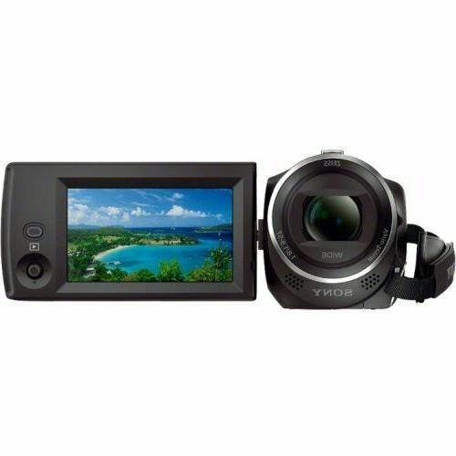 Sony Flash Camcorder #1