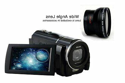 hdv s5 full hd 1080p 30fps camcorder