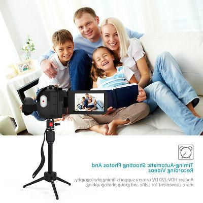 Andoer Camera Camcorder With