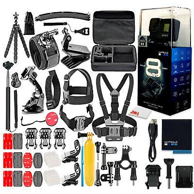 hero8 black action camera all you need