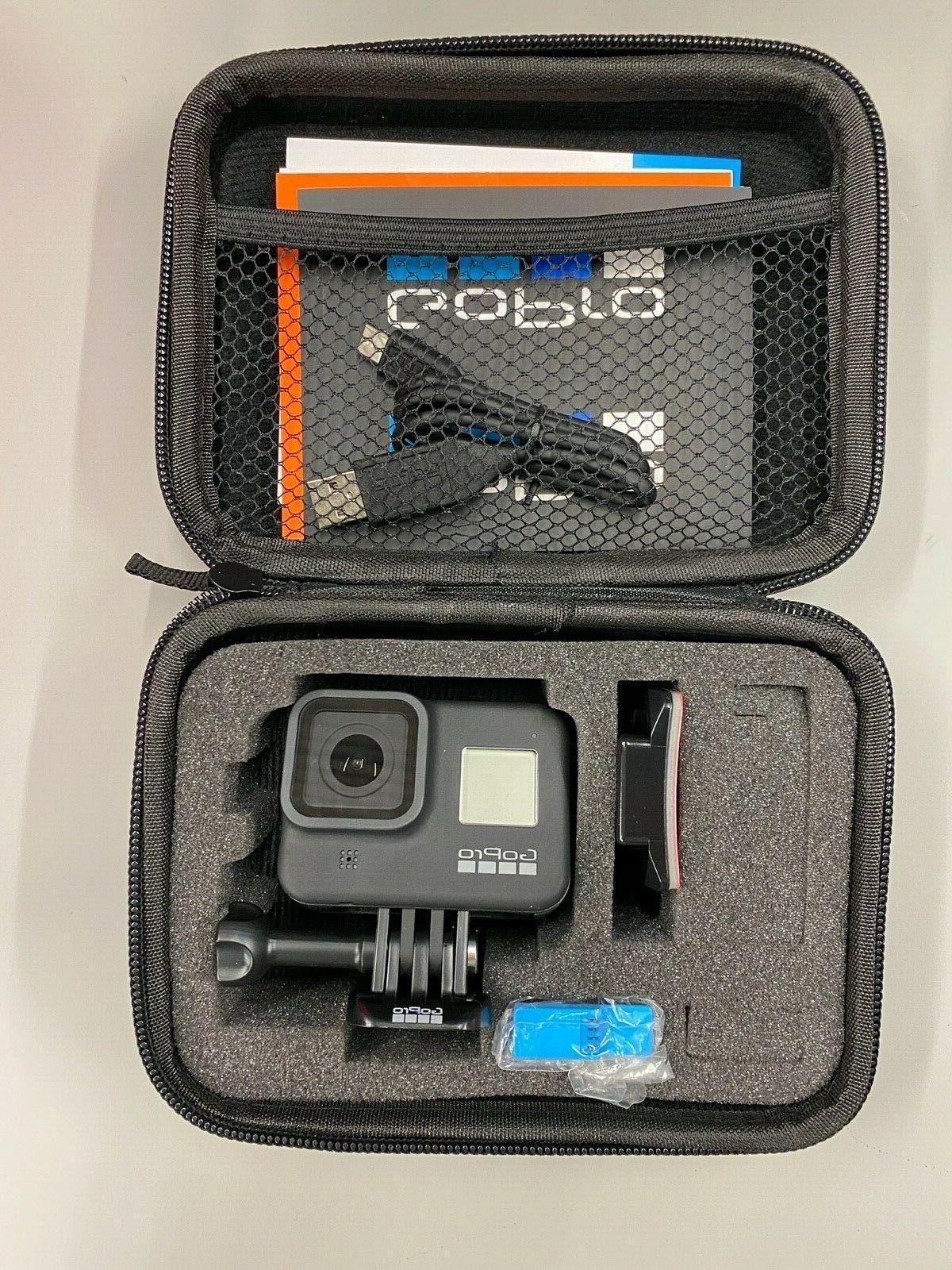 hero8 black waterproof action camera touch screen