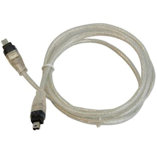 HQRP IEEE to Cable / Cord with Panasonic PV-GS180 PV-GS200 Camcorder Screen