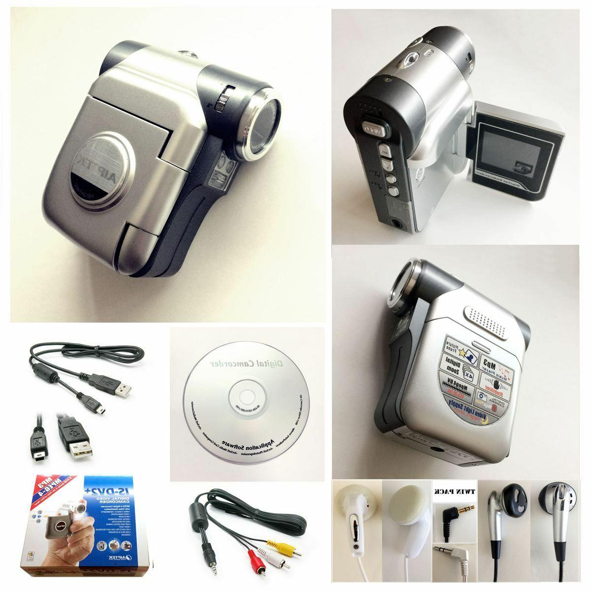 Aiptek IS-DV2 V3T 6MP  6-in-1 camcorder  or replacement part