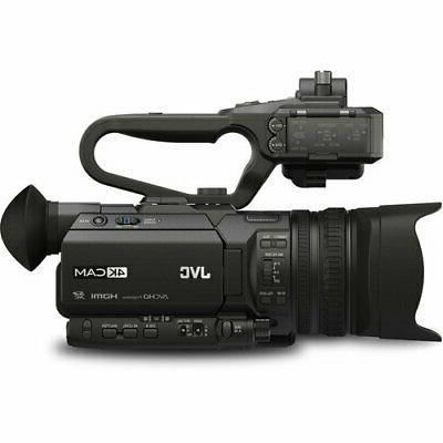 """JVC Camcorder, 3.5"""", Black"""