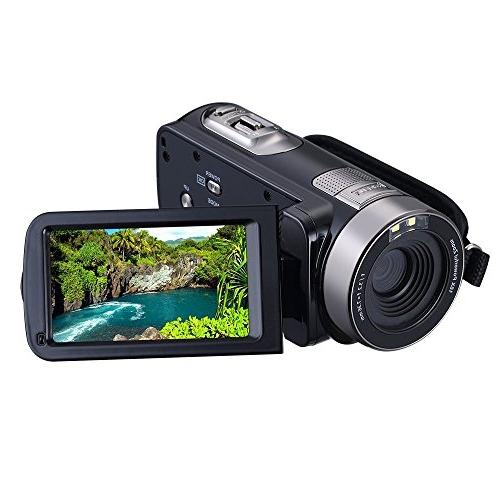 "PowerLead PLD078 2.7"" LCD Screen Video Camcorder Camera HD Digital"