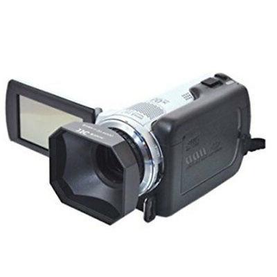 Pro Wide Tele Lens Kit for Sony HDR-PJ790V PJ790 PJ790V PJ710V FDR-AX33 PJ710