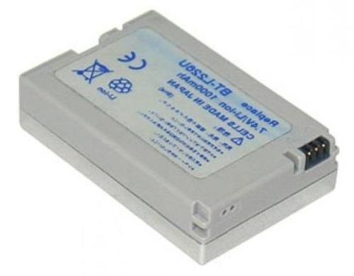 li ion camcorder battery