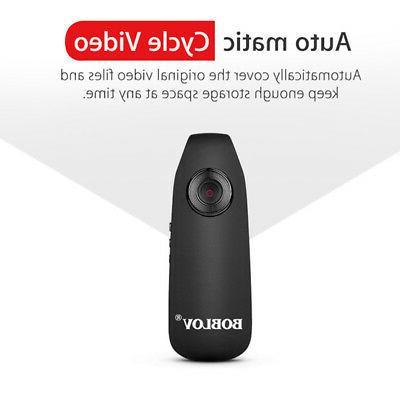 HD 1080P Mini Camcorder Body Camera