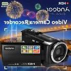 Andoer Mini LCD HD 16MP 16XZoom Anti-shake Digital Video Rec