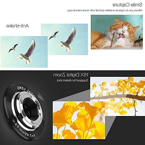Fosa Mini Digital Camera with Inch LCD Pixels Digital cameras 8X Kids