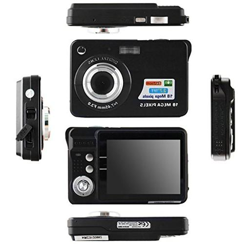 Fosa Camera with 2.7 LCD Display, Mega Pixels Students cameras HD 8X for Kids