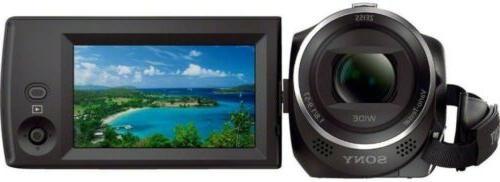 NEW Sony HDR-CX440 1080p Full HD Internal