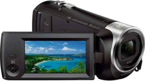 NEW Sony HandyCam HDR-CX440 1080p Full Internal