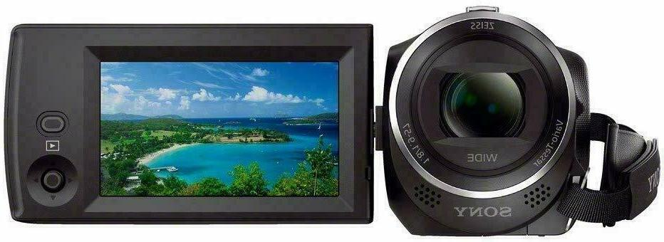 NEW! 1080p HD Memory Black