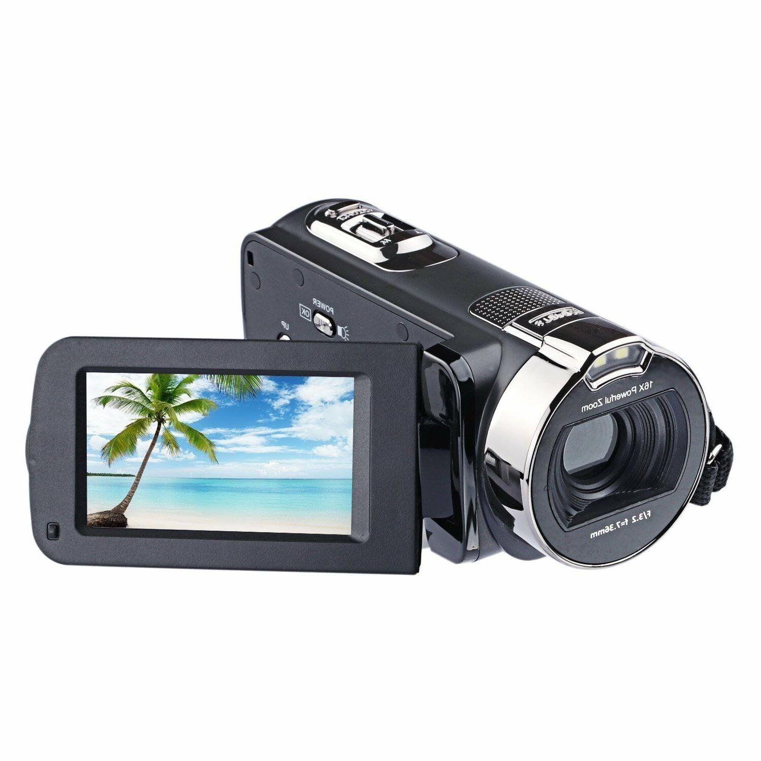 "New Puto 2.7"" Video Camcorder"