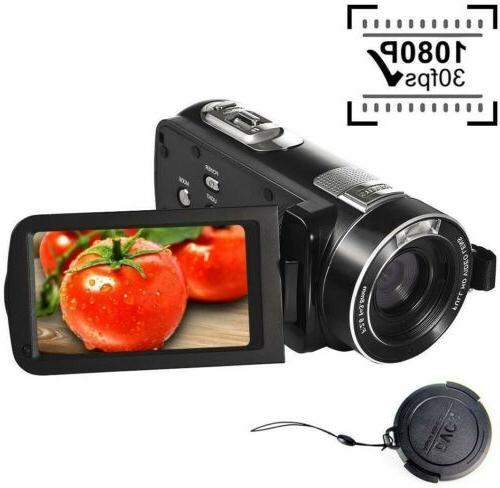 new seree video camcorder night vision digital