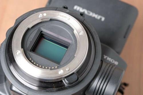 Sony NEX-FS100U Camcorder NEX-FS100 Only