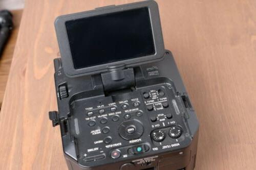 Sony NEX-FS100U Super Camcorder Body