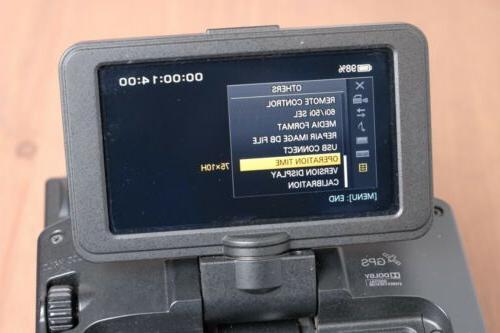Sony NEX-FS100U Super