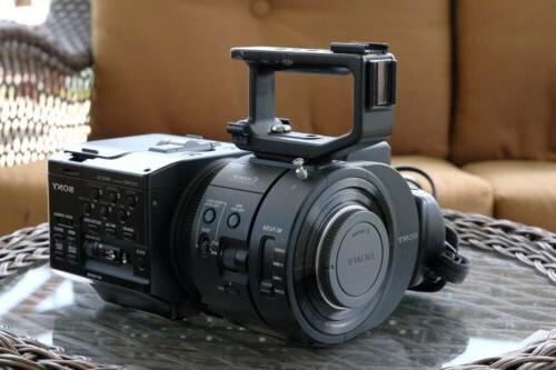 nex fs700u super 35mm cmos hd camcorder