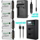 NP-BX1 Battery & Charger for Sony Cyber-Shot DSC-RX100 II II
