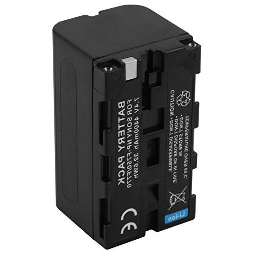 SHOOT Li-ion Battery Sony CCD-TRV215 CCD-TR315 LED Video Light