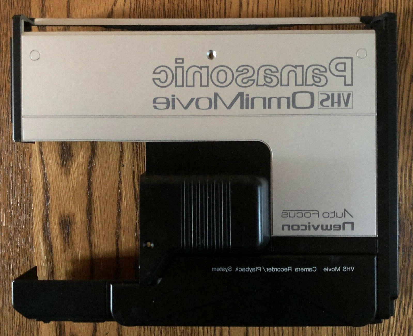 Panasonic Omni Movie PV-200D Vintage VHS Camera part - RIGHT