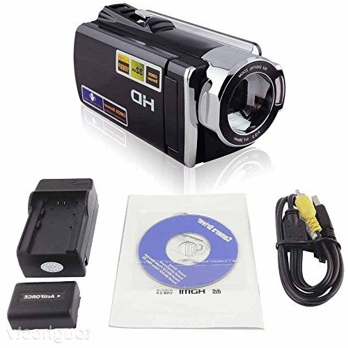 "PowerLead 16MP Video Camcorder with 2.7"" LCD 270"