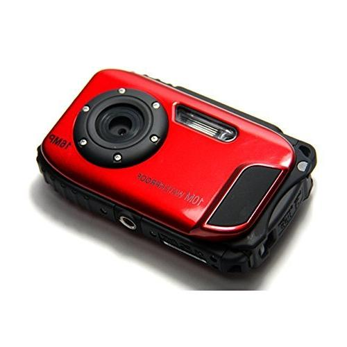 PowerLead LCD Cameras 16 Waterproof Camera+ 8x