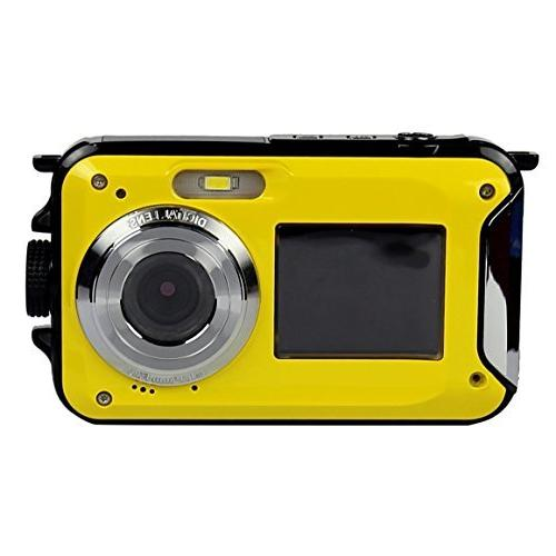 PowerLead Waterproof Digital Front LCD Shot Camera