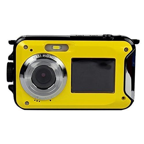 PowerLead Waterproof Digital Front LCD Shot Camera