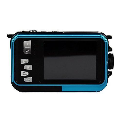 PowerLead Double Waterproof Digital Front Shot Camera