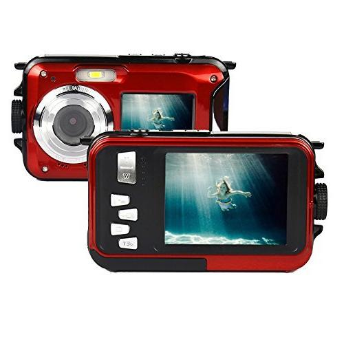 PowerLead PLDH21 Waterproof Digital Front LCD Shot