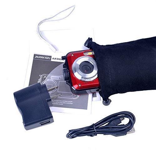 PowerLead Double Waterproof Front Self Shot