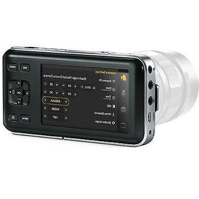 Blackmagic Camera w/ 64GB SD, Kit, Screen Protector