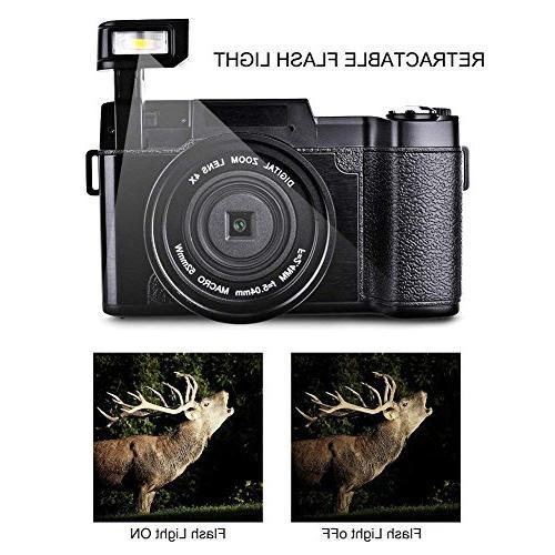 GordVE-powerlead 2.7inch Digital Camcorder Digital