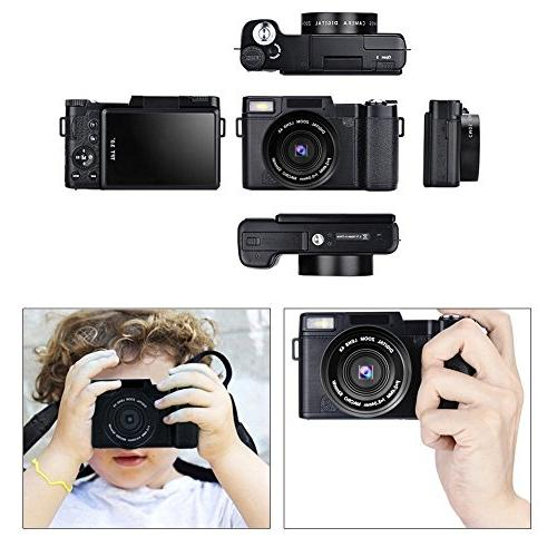 GordVE-powerlead 2.7inch LCD Digital Digital Camera