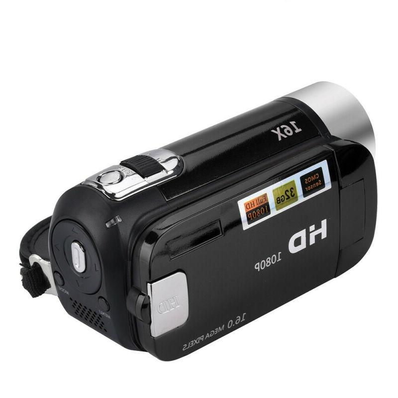 "Pro Full HD 2.7"" Digital DV"