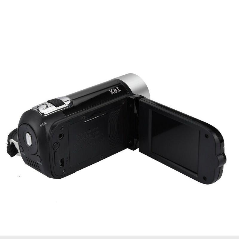 """Pro Full HD 2.7"""" LCD Digital Camcorder DV"""