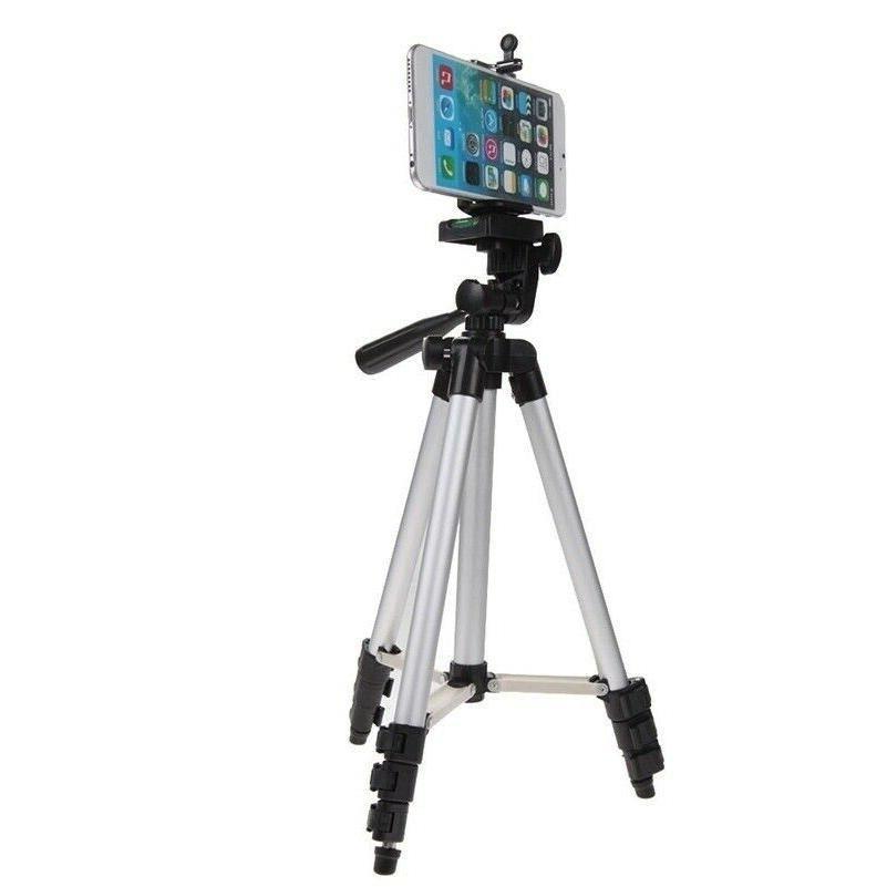 Pro Tripod Camera Camcorder Phone Holder for Samsung