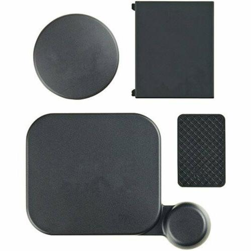 protective housing and camera lens battery side