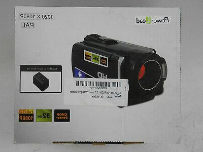 puto pld001 1080p hd digital camcorder pal