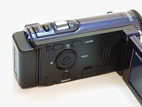 PowerLead 16MP Digital Camcorder Video with Digital Zoom