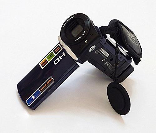 PowerLead Puto Digital Camcorder Camera Video Mini with Display