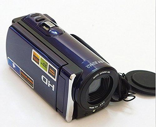 PowerLead Digital Camcorder Video Recorder with Digital