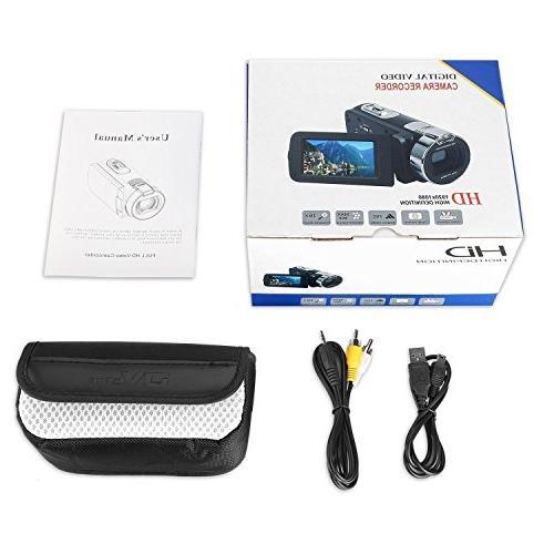 """PowerLead 2.7"""" Digital Camcorder Digital KG0013 2.7"""
