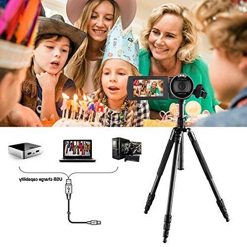 PowerLead LCD Screen Digital Video Digital 2.7